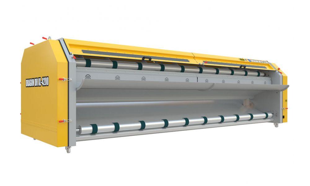 Автоматическая пылевыбивалка для ковров DR XL 4200