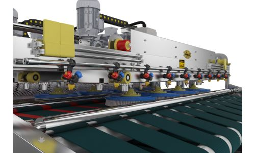 ALTAY ROLLER İNOX 4300 Полностью автоматизированная машина для стирки  ковров
