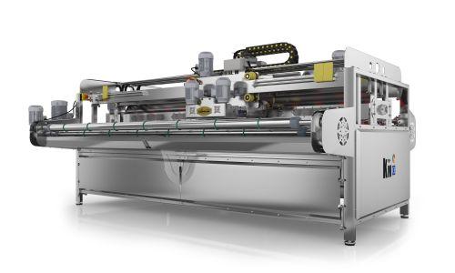 ALTAY RAKE İNOX 3000 Полностью автоматизированная машина для стирки  ковров
