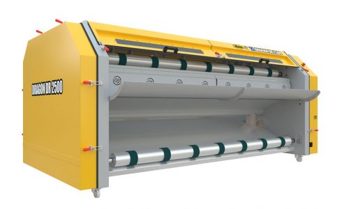 Автоматическая пылевыбивалка для ковров DR 2500