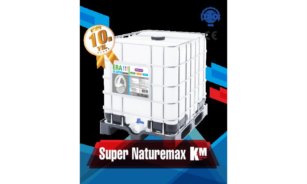 ERA 111 ШАМПУНЬ ДЛЯ КОВРОВ Super Naturemax 1000 Kg